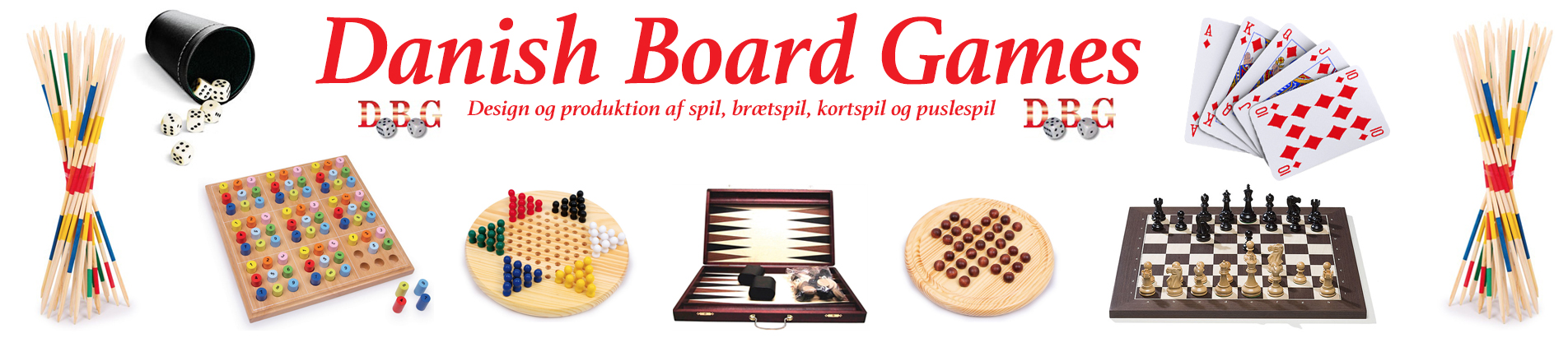 Danish Board Games